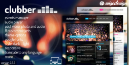 Clubber-v2.5.2-Events-Music