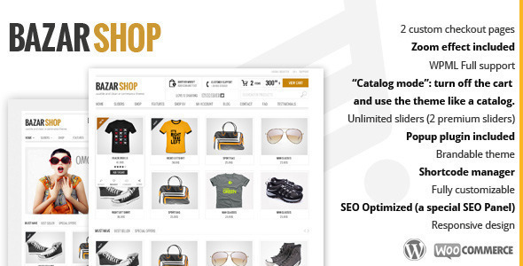 Bazar Shop - Multi-Purpose e-Commerce Theme 7dec1d6517