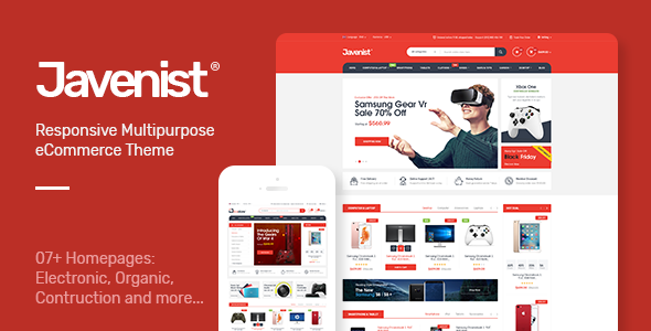 Javenist-v1.0-Multipurpose-eCommerce-WordPress-Theme