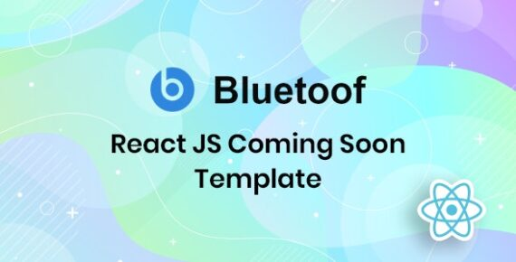 Bluetoof v1.0 – React JS Coming Soon Template_5f518e11ed7f8.jpeg