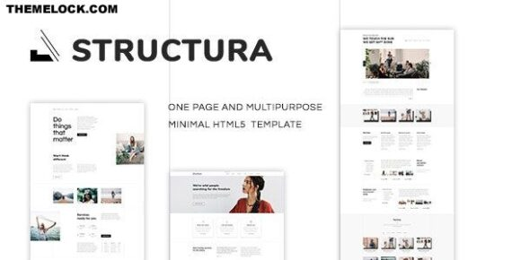 Structura v1.0 – Minimal One Page Template_5f518d4257110.jpeg